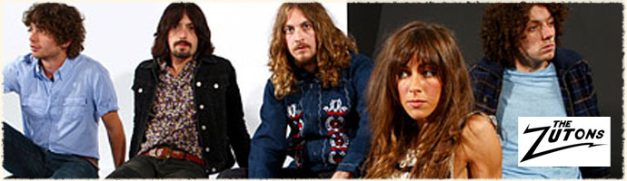 The Zutons Biography