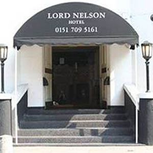 Lord Nelson Hotel Liverpool