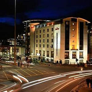 Marriott Liverpool City Centre