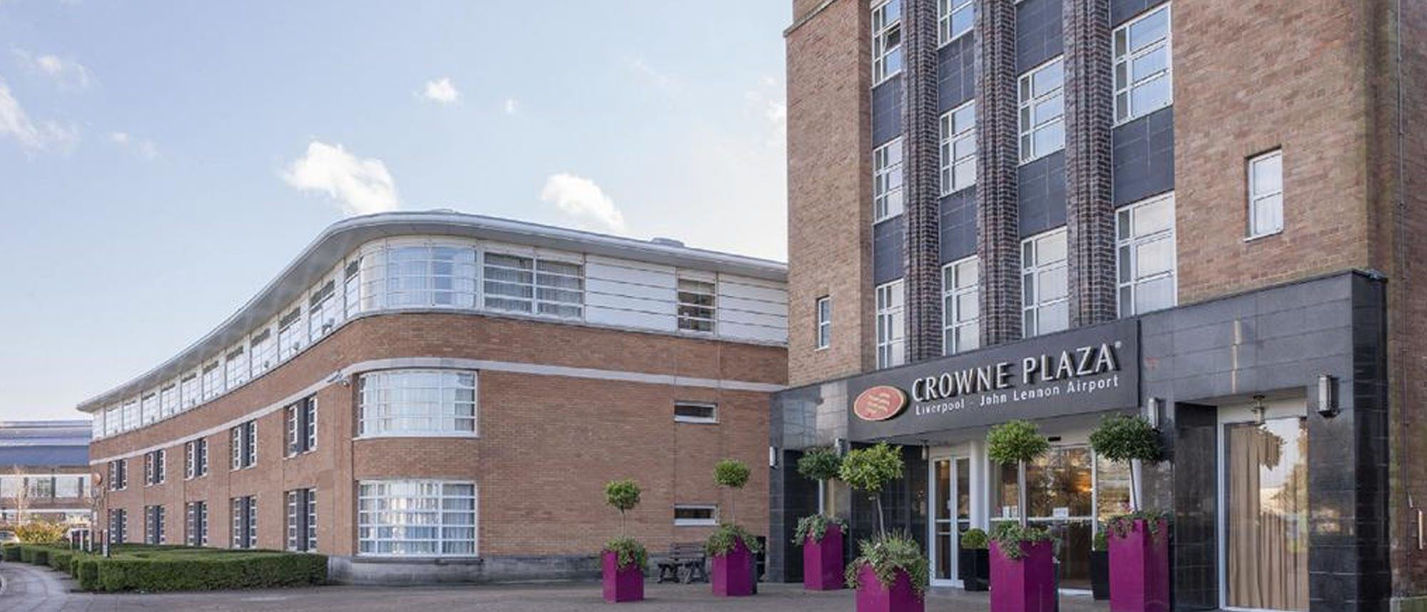 Crowne Plaza Liverpool Airport
