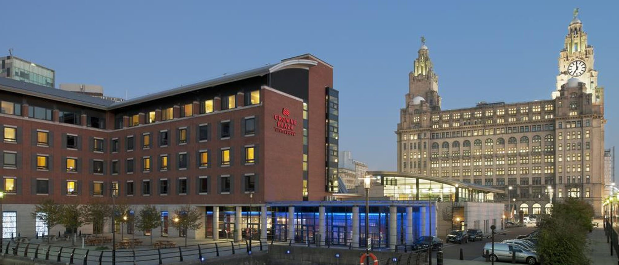 Crowne Plaza Liverpool Centre