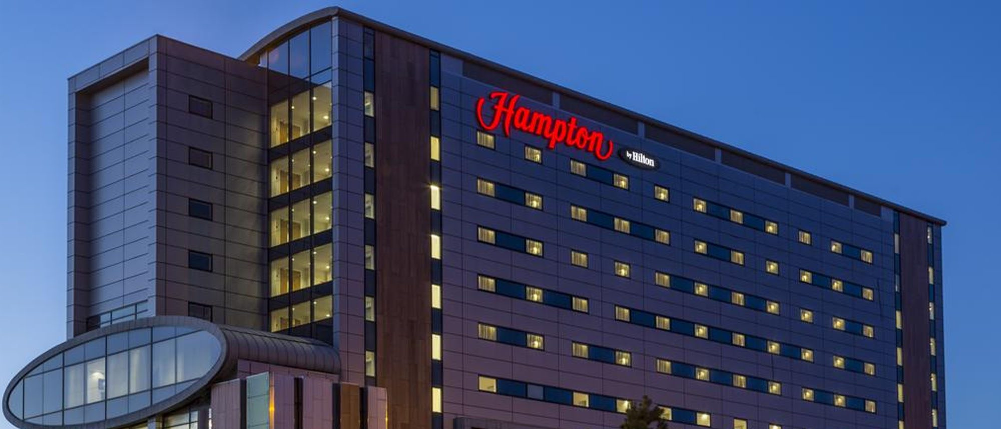 Hampton By Hilton Liverpool