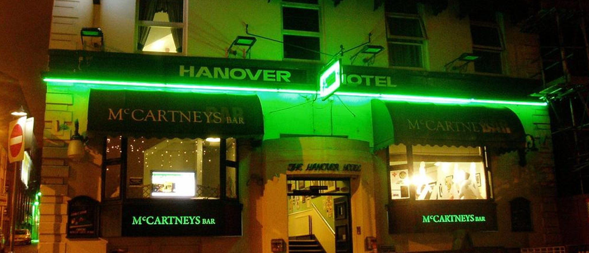 Hanover Hotel Liverpool