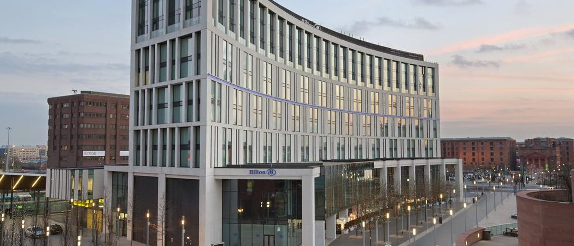 Hilton Liverpool Centre